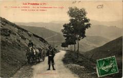 Vallée de Louron Col de Peyresourde entre Luchon et Arreau - Arreau