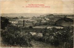 Monleon-Magnoac Vue générale - Monléon-Magnoac