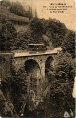Luz Saint-Sauveur Route de Pierrefitte-Le Pont d'Enter - Luz-Saint-Sauveur