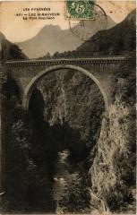 Luz Saint-Sauveur Le Pont Napoleon - Luz-Saint-Sauveur