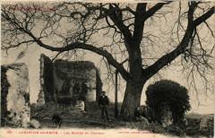 Labarthe de Neste Les Ruines du Chateau - Barthe