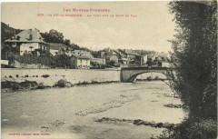 Les Hautes-Pyrenées Saint-Pe-de-Bigorre - le Pont sur le Gave de Rav - Saint-Pé-de-Bigorre