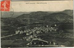 Nant - Cote de Beauvoisin - Nant