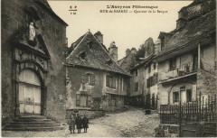 Mur-de-Barrez - Quartier de la Berque - Mur-de-Barrez