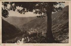 Larroque-Bouillac - Vue sur le Village et sur le Lot - Bouillac