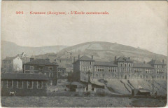Cransac - L'Ecole communale - Cransac