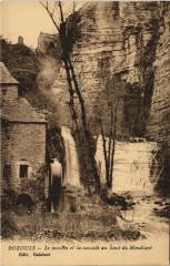 Bozouls - Le moulin et la cascade au Saut du Mendiant - Bozouls
