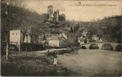 Chateau de Belcastel pres Rodez - Belcastel