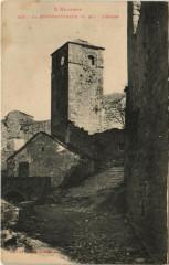 La Couvertoirade - L'Eglise - La Couvertoirade