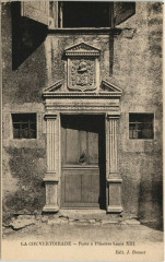 La Couvertoirade - Porte a Pilastres Louis - La Couvertoirade