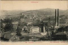 Cransac - Le puits - Cransac