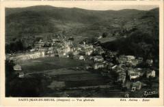 Saint-Jean-du-Bruel - Vue générale - Saint-Jean-du-Bruel