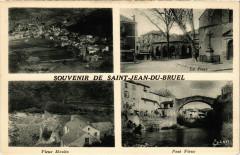 Souvenir de Saint-Jean-du-Bruel - Saint-Jean-du-Bruel