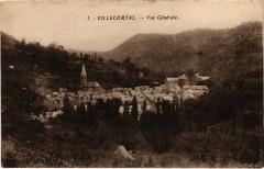 Villecomtal - Vue Générale - Villecomtal