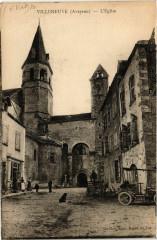 Villeneuve - L'Eglise - Villeneuve