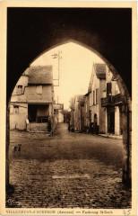 Villeneuve d'Aveyron - Faubourg Saint-Roch - Villeneuve
