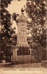 L'Aveyron illustre - Segur - Monument aux Morts - Ségur