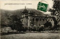 Saint-Martin de Bouillac - Le chateau - Bouillac