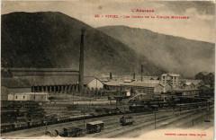 Viviez- Les usines de la Vieille Montagne - Viviez
