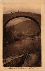 Saint-Jean du Bruel - Le Pont Vieux - Saint-Jean-du-Bruel