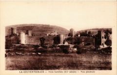 La Couvertoirade - Ville fortifiée (Xii s.) - Vue générale - La Couvertoirade