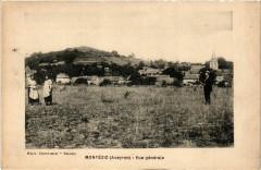 Montézic - Vue générale - Montézic