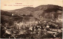 Viviez- Panorama sur la Ville et les Usines - Viviez