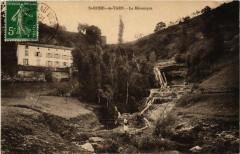 Saint-Rome-de-Tarn - La Mécanique - Saint-Rome-de-Tarn