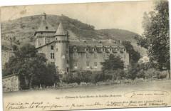 Chateau de Saint-Martin-et-Bouillac - Bouillac