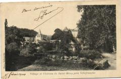 Chateau de Saint-Rémy prés Villafranche - Saint-Rémy