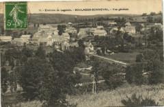 Soulages-Bonneval - Vue générale - Soulages-Bonneval
