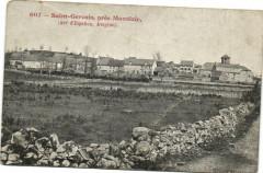 Saint-Gervais prés Montézic - Montézic