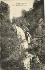 Cascade de Polissard prés Villecomtal - Villecomtal