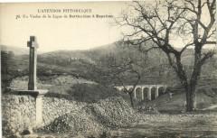 L'Aveyron Pittoresque Un Viaduc de la Ligne de Bertholéne a... - Bertholène