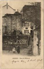 Penne Rue de Ricard - Penne