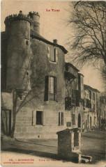 Monesties Tour du Chateau - Monestiés