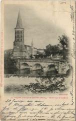 Soual Eglise et Pont de Soual - Environs de Castres - Soual