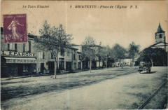 Briatexte Place de L'Eglise - Briatexte