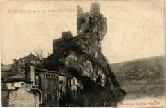 Penne Les Ruines du Chateau France - Penne