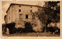 Escoussens - Le Chateau - Escoussens