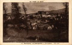 Le Tarn Escoussens pres Labruguiere - Vue générale - Escoussens