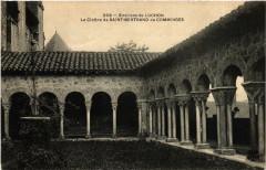 Env. de Luchon Le Cloitre de Saint-Bertrand de Comminges - Saint-Bertrand-de-Comminges