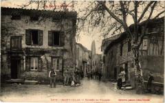 Saint-Julia Entrée du Village - Saint-Julia