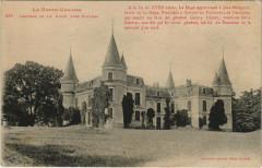 Chateau de la Hage pres Rieumes - Rieumes