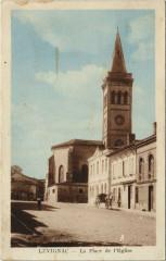 Levignac - La Place de l'Eglise - Lévignac