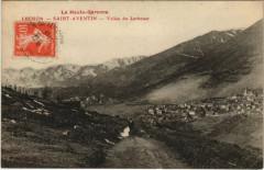 Luchon - Saint-Aventin - Vallée du Larboust - Saint-Aventin
