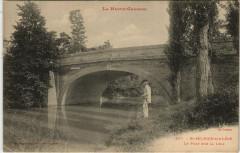 Saint-Sulpice-sur-Leze - Le Pont sur la Leze - Saint-Sulpice-sur-Lèze