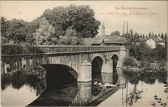 Pointis-Inard - Le Pont sur le Jobe - Pointis-Inard
