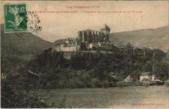 Saint-Bertrand de Comminges - Ensemble de la Cathédrale - Saint-Bertrand-de-Comminges