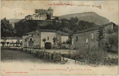 Saint-Bertrand - de Comminges - Vue du Pont du Plan - Saint-Bertrand-de-Comminges